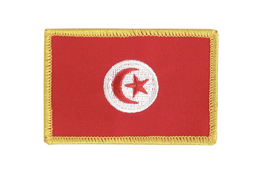 Tunisia Flag Patch