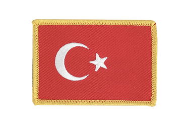Turkey Flag Patch