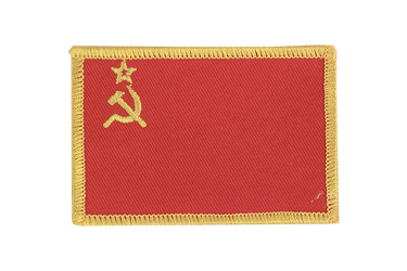 USSR Soviet Union Flag Patch