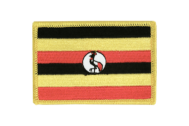 Uganda Flag Patch