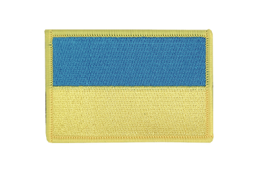 Ukraine - Flag Patch