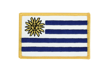 Uruguay - Flag Patch