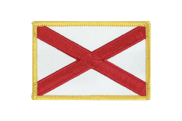 Alabama Flag Patch
