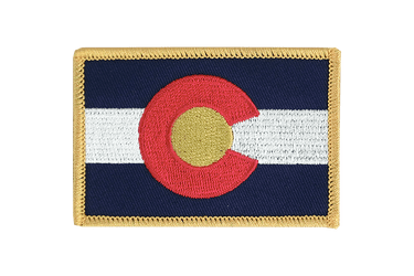 Colorado - Flag Patch