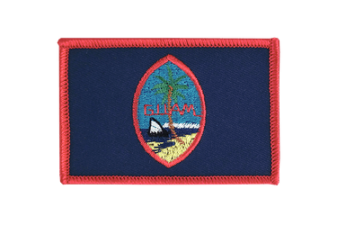 Guam - Flag Patch