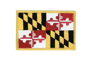 Maryland Flag Patch