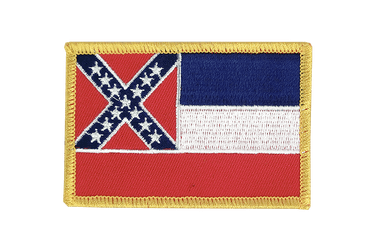 Mississippi Flag Patch