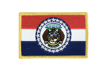 Missouri Flag Patch