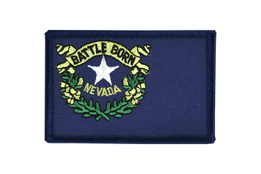 Nevada - Flag Patch