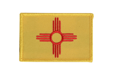 New Mexiko Flag Patch