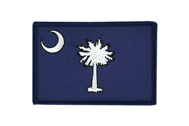 South Carolina - Flag Patch