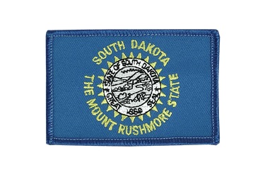 South Dakota - Flag Patch
