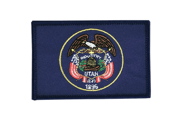 Utah Flag Patch