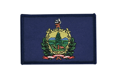 Vermont Flag Patch