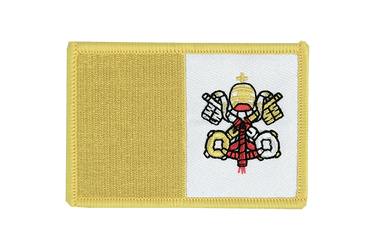 Vatican - Flag Patch