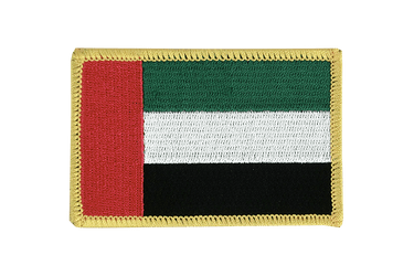 United Arab Emirates Flag Patch