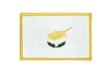 Cyprus Flag Patch