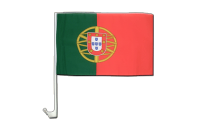 Portugal Car Flag 12x16""