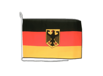 Germany Dienstflagge Boat Flag 12x16""