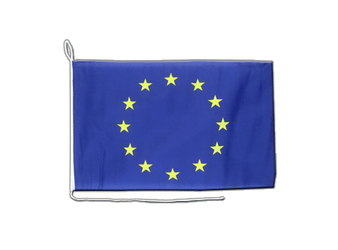 European Union EU Boat Flag 12x16""