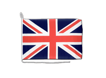 Great Britain Boat Flag 12x16""