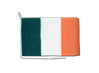 Ireland Boat Flag 12x16""