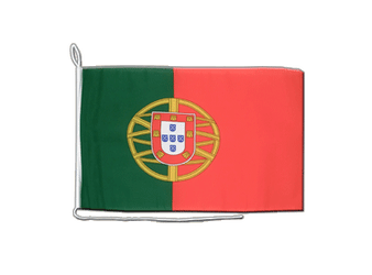 Portugal - Boat Flag 12x16""