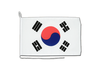 South Korea - Boat Flag 12x16""