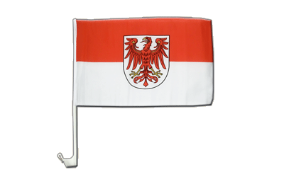 Brandenburg - Car Flag 12x16""