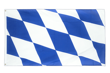 Bavaria without crest 5x8 ft Flag