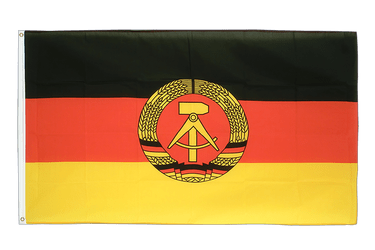 GDR 5x8 ft Flag