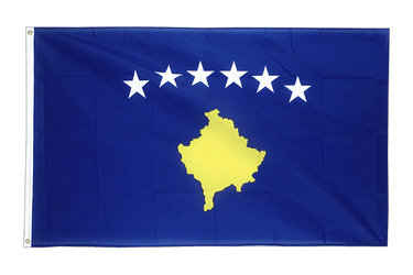 Kosovo - 5x8 ft Flag