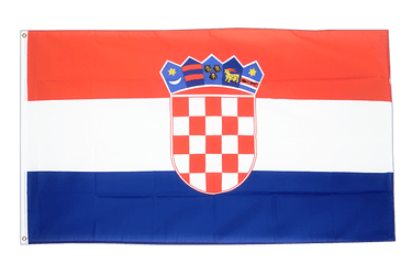 Croatia 5x8 ft Flag