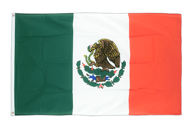 Mexico 5x8 ft Flag