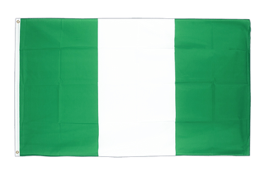 Nigeria 5x8 ft Flag