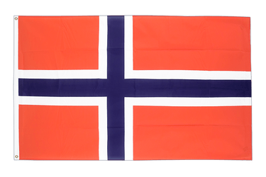 Norway 5x8 ft Flag