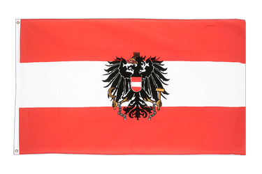 Austria eagle 5x8 ft Flag