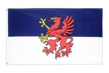 Pomerania 5x8 ft Flag