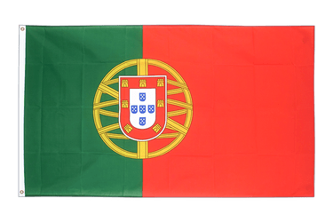 Grand drapeau Portugal 150 x 250 cm