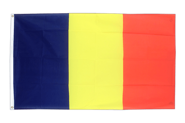 Rumania 5x8 ft Flag
