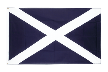 Scotland navy 5x8 ft Flag