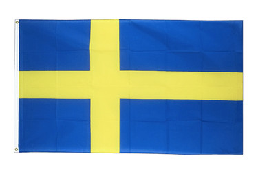 Sweden 5x8 ft Flag