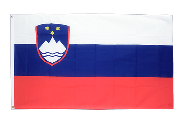 Slovenia 5x8 ft Flag