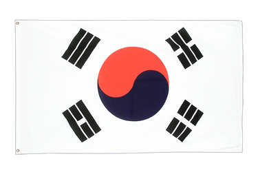 South Korea - 5x8 ft Flag