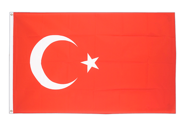 Turkey - 5x8 ft Flag