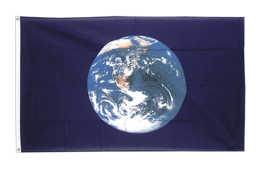 Earth 3x5 ft Flag