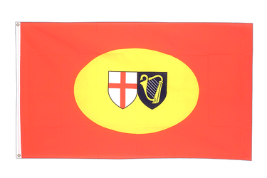 United Kingdom Command Flag 1652