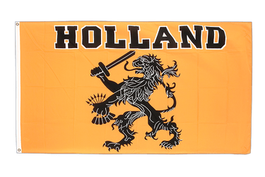 Holland Oranje 3x5 ft Flag