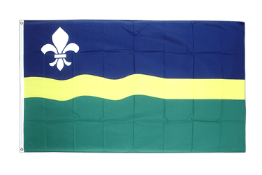 Flevoland 3x5 ft Flag