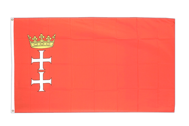 Gdansk 3x5 ft Flag